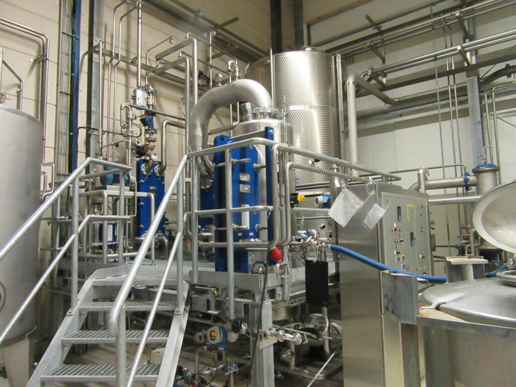 Direct Kosher certification showing kosher certified factory